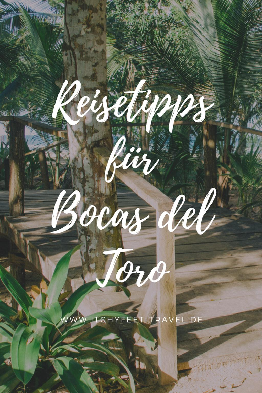 Reisetipps Bocas del Toro