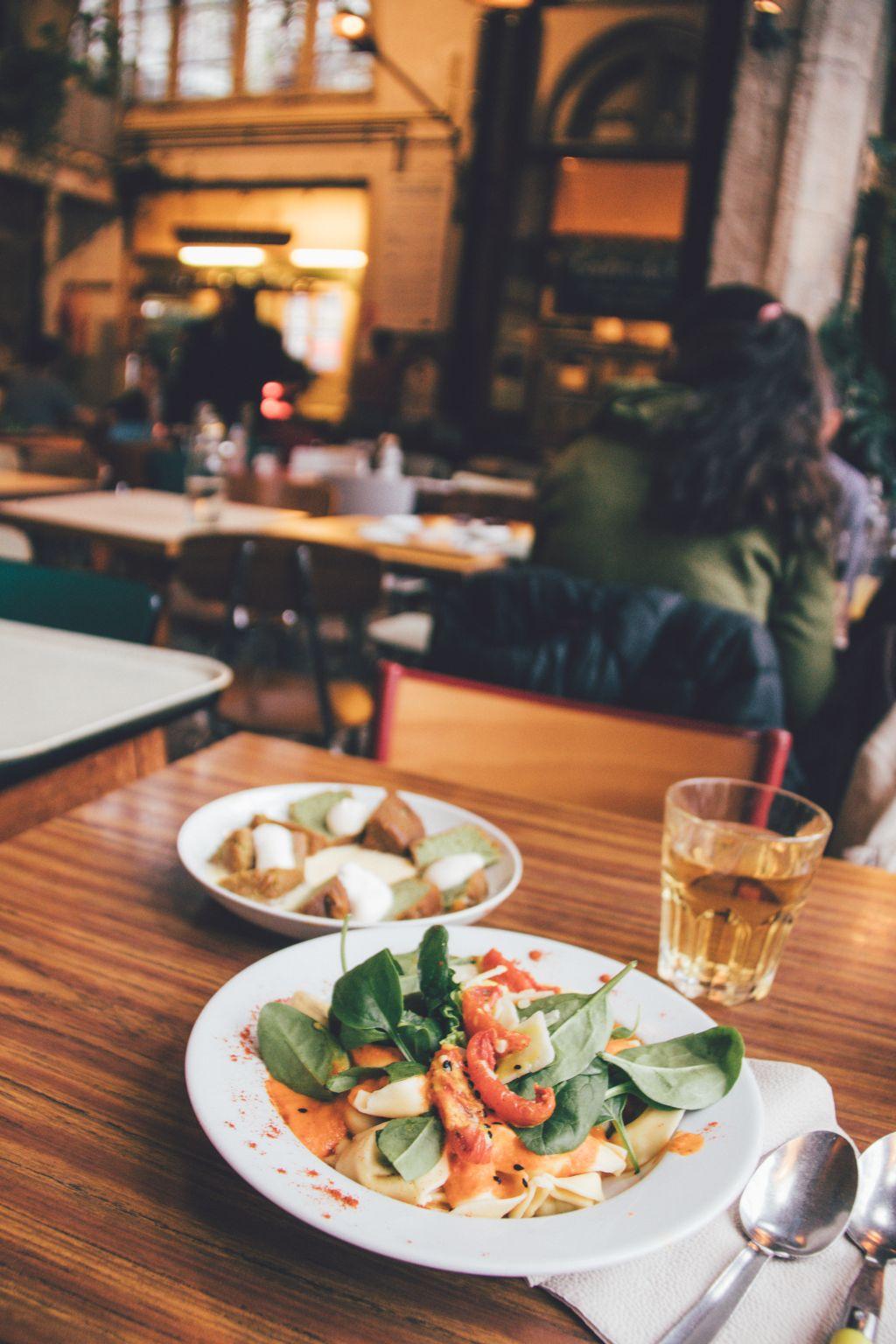 Günstig Essen in Paris im Viertel Montmartre