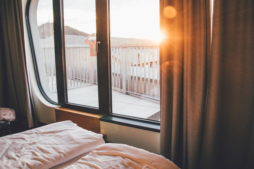 Budapest Hotel preiswert übernachten mit Balkon und tollem Blick