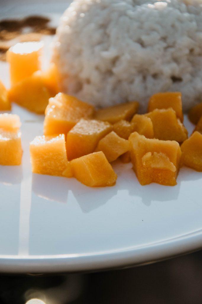 Mango Sticky Rice schnell und einfach